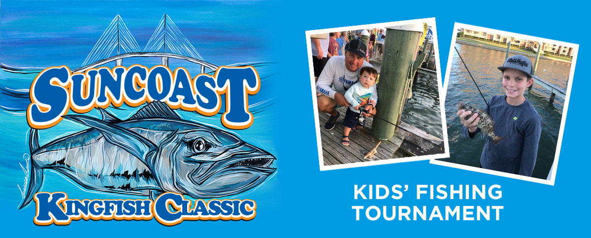 Suncoast Kingfish Classic - Kids' Fishing Tournament